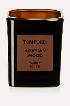 Tom Ford Private Blend Arabian Wood Candle, 595g - Brown