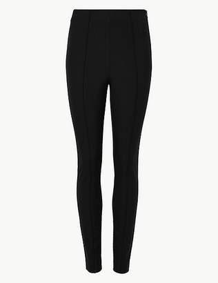 Marks and Spencer Skinny Leg Ankle Grazer Trousers