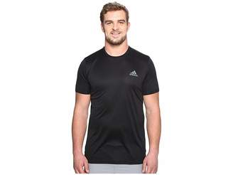 adidas Essentials Tech Tee - Big Tall Men's Short Sleeve Pullover