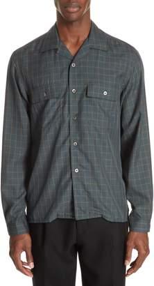 TOMORROWLAND Slim Fit Woven Shirt