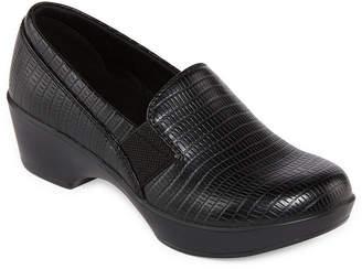 Yuu Womens Calinda Slip-On Shoe Closed Toe