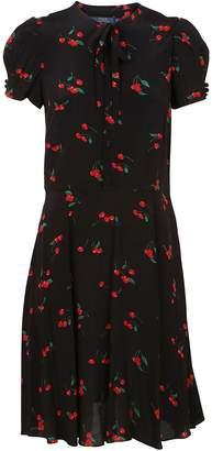Ralph Lauren Patterned Dress