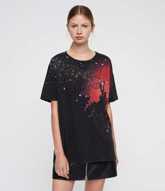 AllSaints Celestial Cori T-Shirt