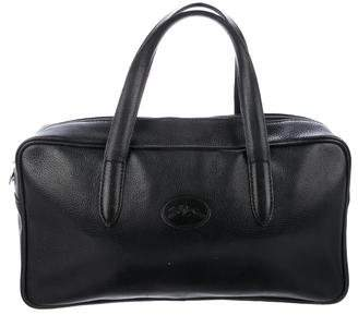 Longchamp Leather+bags - ShopStyle e6e680af0a1b7