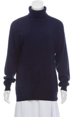TSE Silk & Cashmere Turtleneck Sweater