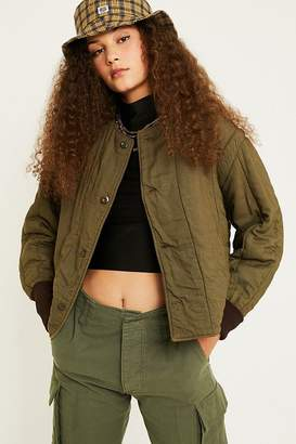 Urban Renewal Vintage Originals Military Cotton Liner Jacket