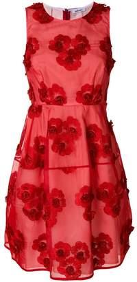 P.A.R.O.S.H. フローラル ドレス