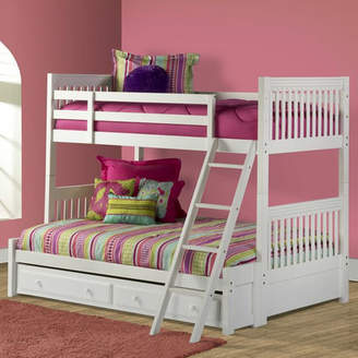 Viv + Rae Portia Twin over Full Bunk Bed with Trundle
