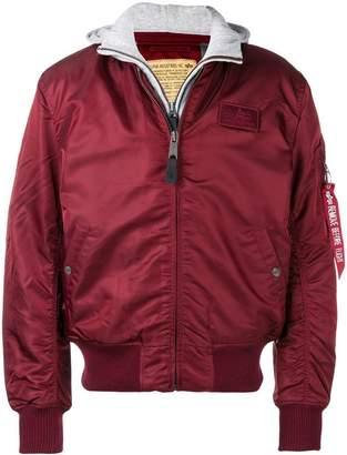 Alpha Industries Na-1 bomber jacket