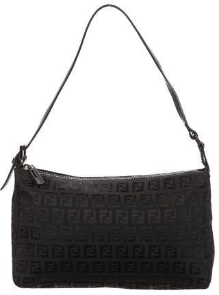 FendiFendi Zucchino Shoulder Bag