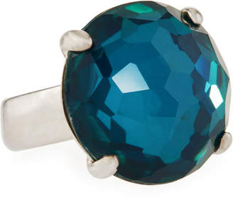Ippolita Rock Candy Large Stone Ring in Kelly Doublet, Size 7