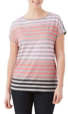 Olsen Dream Land Stripe Modern Tee