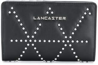 Lancaster studded wallet