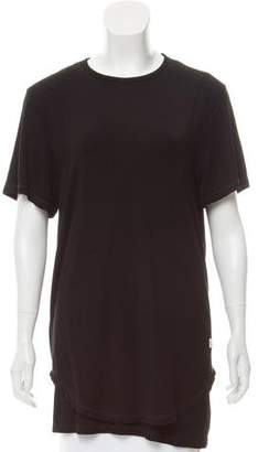 Stampd Layered Short Sleeve Top w/ Tags