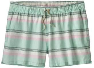 "Patagonia Women's Island Hemp BaggiesTM Shorts - 3"""