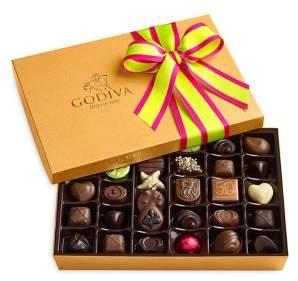 Godiva 36 Piece Assorted Chocolate Gift Box