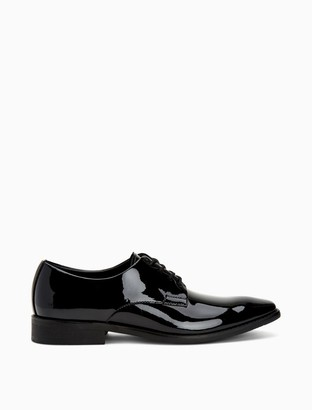 Calvin Klein Rames Patent Leather Dress Shoe