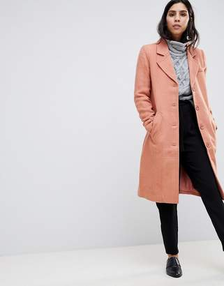 MiN New York Y.A.S Longline Coat