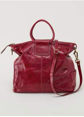 Hobo Red Leather Purse