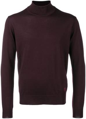 Corneliani turtleneck jumper