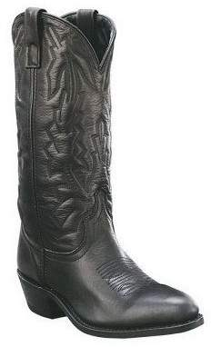 Laredo Men's Leather Cowboy Boots - Jacksonville