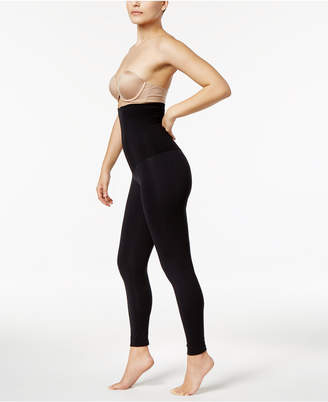 Leonisa Women's High-Waist Firm Tummy-Control Leggings 012901