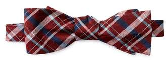 Ben Sherman Kensleigh Plaid Bow Tie