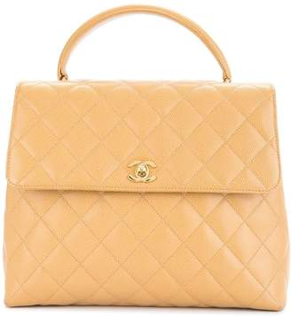 Chanel Pre-Owned quilted tote bag