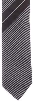 Tom Ford Striped Silk Tie w/ Tags