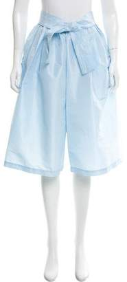 Tome Karate Cropped Culottes w/ Tags