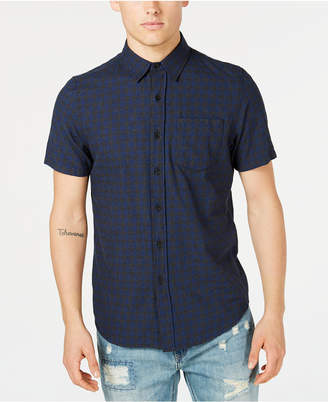 American Rag Men's Checked Shirt
