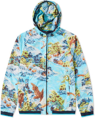 Polo Ralph Lauren Printed Windbreaker