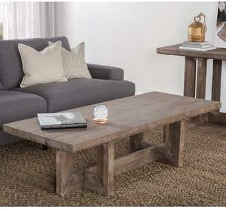 Bungalow Rose Pinellas Reclaimed Pine 66 Coffee Table