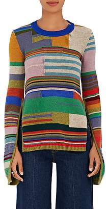 Marni Women's Striped Wool-Blend Sweater