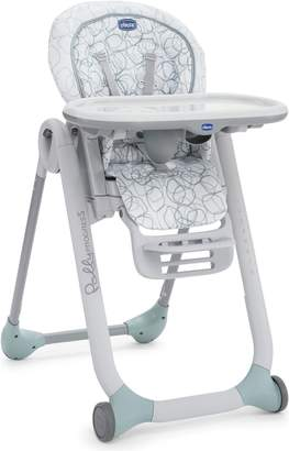Chicco Sage Polly Progress Highchair.