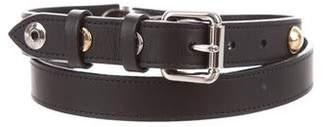 Louis Vuitton Studded Hinged Waist Belt