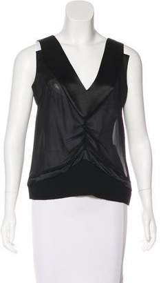 Undercover Silk Sleeveless Top