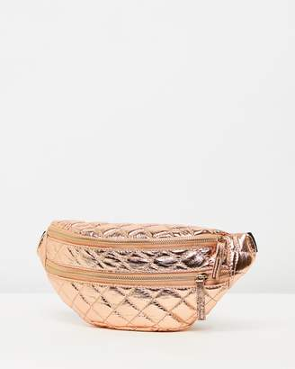 Missguided Quilted Bum Bag