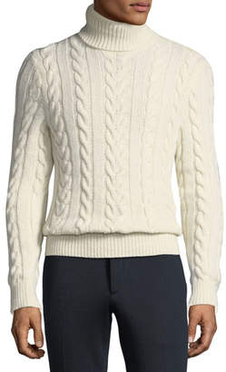 Ralph Lauren Men's Cashmere Turtleneck Sweater