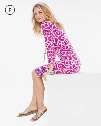 Travelers Classic Petite Ikat Dress