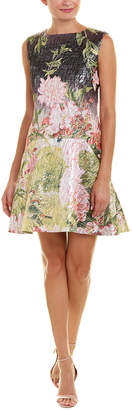 Josie Natori A-Line Dress
