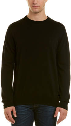 Turnbull & Asser Merino Wool Crewneck Sweater