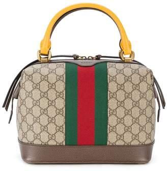 Gucci (グッチ) - Gucci GGスプリーム ボウラーバッグ