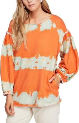 Free People Feels Right Tie Dye Pullover