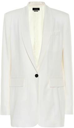Isabel Marant Wool-twill blazer