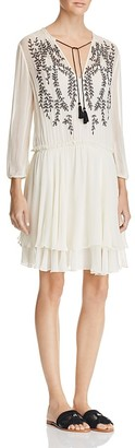 Ella Moss Trellis Vine Dress - 100% Exclusive $268 thestylecure.com