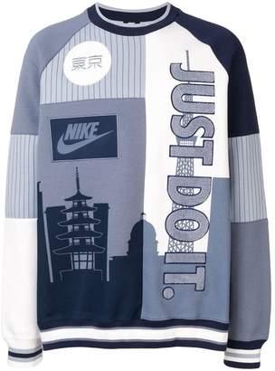 Nike Tokyo crew sweater