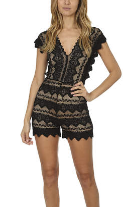 Nightcap Clothing Antoinette Playsuit