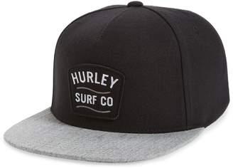 098e036f51bae7 Hurley Derby Snapback Baseball Cap
