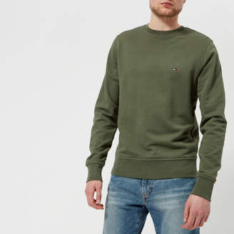 Tommy Hilfiger Men's Basic Crew Neck Sweatshirt